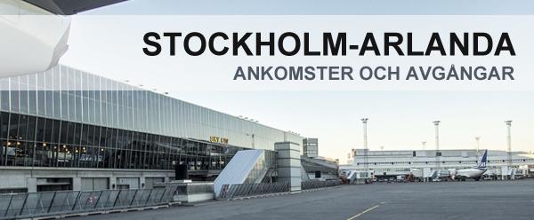 stockholm-arlanda-ankomster-avgangar
